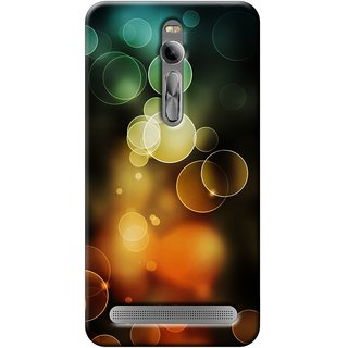 SaleDart Designer Mobile Back Cover for Asus ZenFone 2 AZF2KAA547