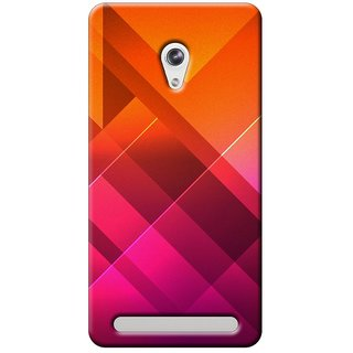 SaleDart Designer Mobile Back Cover for Asus Zenfone 6 A600CG AZF6KAA544