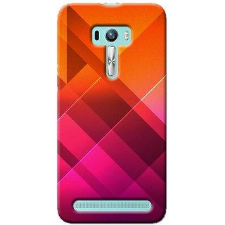 SaleDart Designer Mobile Back Cover for Asus Zenfone Selfie AZFSKAA544