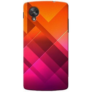 SaleDart Designer Mobile Back Cover for Google LG Nexus 5 GNX5KAA544