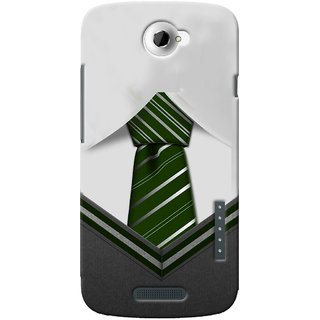 SaleDart Designer Mobile Back Cover for HTC One X HTC1XKAA540