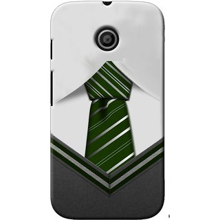SaleDart Designer Mobile Back Cover for Motorola Moto E MOTOEKAA540
