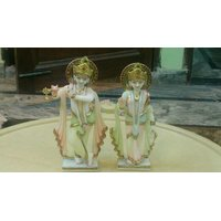 Marble Shree Radha Krishna Statue