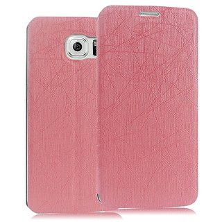 Heartly Premium Luxury PU Leather Flip Stand Back Case Cover For Samsung Galaxy S6 Active SM
