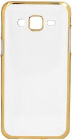 Soft Gold Plated Back Cover for Motorola Moto G3