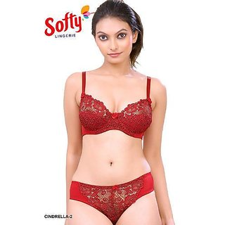 3766fc7e08 Buy Fancy Bra Panty Set Online - Get 33% Off
