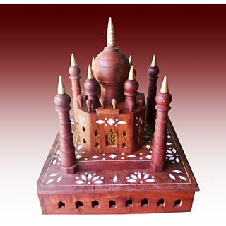 online gifts shop wooden taj mahal