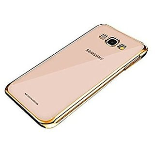Silicone Transparent Back Cover for Samsung Galaxy J5