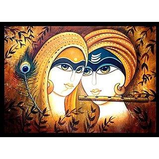 Arts Beautiful canvas Wall Painting