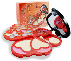 TYA FASHION MAKE UP KIT WITH FREE LIPSTICK  RUBBER BAND - OGPU
