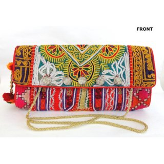 Womens  Fashion Hand Made  Clutch Purse