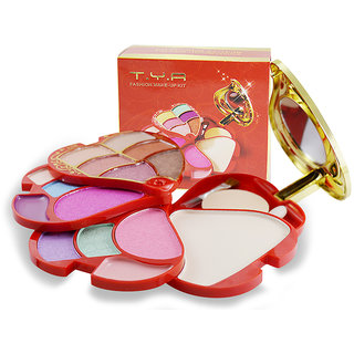 TYA FASHION MAKE UP KIT WITH FREE LIPSTICK  RUBBER BAND - OGPM