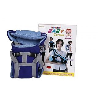 4 in 1 Baby Carrier - Blue