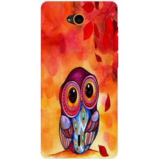 HI5OUTLET Premium Quality Printed Back Case Cover For InFocus Bingo 21 Design 17