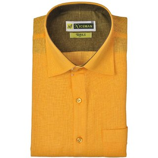 Mens Cotton Formal Shirt