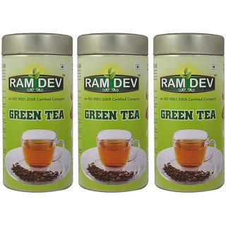 Ram Dev Pure Green Tea  Pack of 3
