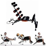 Wonder Core Six Pack Core AB Care, Bench Exerciser, AB Exerciser, Mini Home Gym