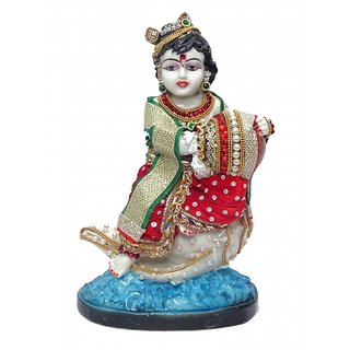 Paras Magic Krishna Idol With Matka