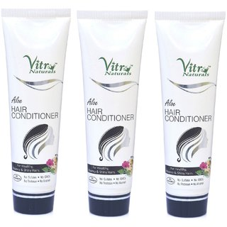 Aloe Hair Conditioner 50 ml Set of 3