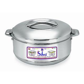 Silva Classic Line steel hot pots Casserole 5000ml