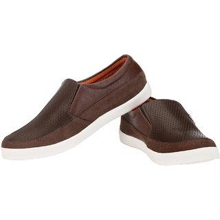Little Step Canvas Shoes Brown