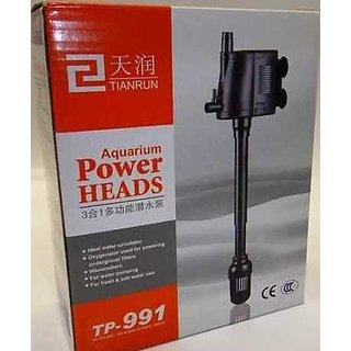 Aquarium Fish Tank Power head  TP- 991  Water Filter  Air Creator