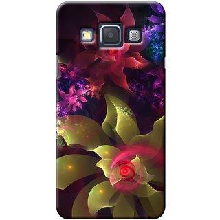 SaleDart Designer Mobile Back Cover for Samsung Galaxy A3 SGA3KAA491