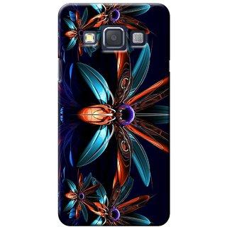 SaleDart Designer Mobile Back Cover for Samsung Galaxy A3 SGA3KAA495