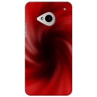 SaleDart Designer Mobile Back Cover for HTC One M7 HTCM7KAA501