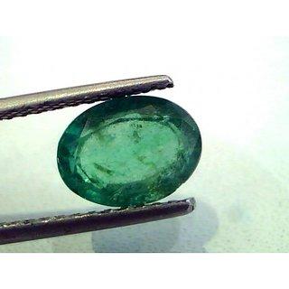 2.37 Ct Bajya  Natural Zambian Emerald Panna Gemstones