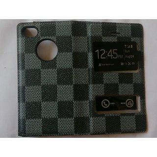 5 / 5G DESIGNED Caller ID Table Talk Flip Cover Case
