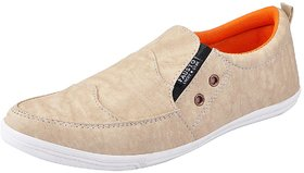 Fausto Mens Casual Loafers Shoes
