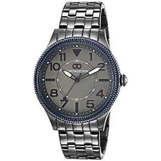 Giordano Quartz Grey Dial Mens Watch-G1005-66