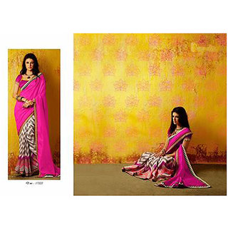 Colourful Jute silk sarees