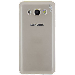 Aviz Soft Back Case Cover for Samsung Galaxy J5 2016 - Clear