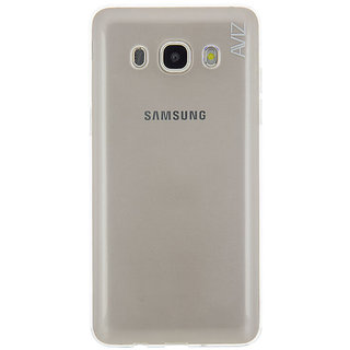 Aviz Soft Back Case Cover for Samsung Galaxy J7 2016 - Clear