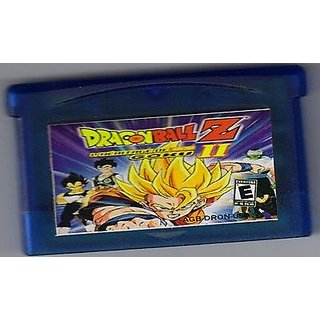 DragonBall Z The Legacy Of Goku II  Advance Without Box New For Game Boy GBA