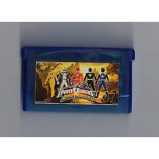 Power Rangers Dino Thunder Advance SP (GBA) For Game Boy