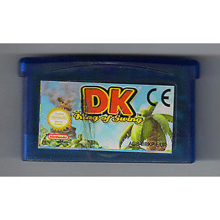 DK King Of Swing Game Boy Advance Sp Loose Packing For Game boy