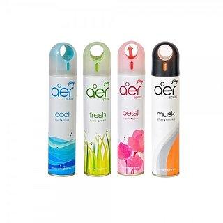 Godrej Aer Home Freshener ( combo pack of 4)