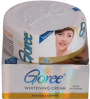Goree Skin Whitening & Fairness Cream -Total Effective No Side Effects Facial Kit For All Skin Types 30g (Set of 1)