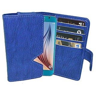 Totta Wallet Case Cover for Samsung Galaxy Grand Prime (Blue) ACCE8H8FZYJXQ5KJ