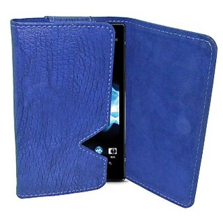 Totta Wallet Case Cover for Sony Xperia Z1 Compact (Blue) ACCE8JNRFQKSTHF8