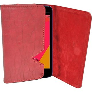 Totta Pouch for Videocon A48 (Red) ACCE8P4YJGYXZUZC
