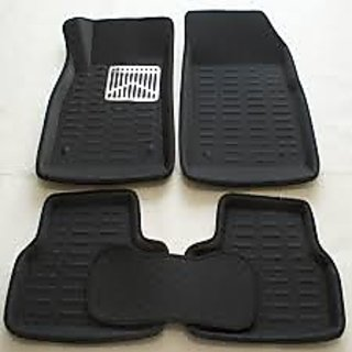 3D Car Foot mats for Etios