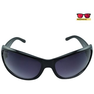Polo House USA Womens Sunglasses Color-Black-DiamondW9503black