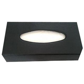 Takecare Tissue Box Holder - Black For Scoda Superb Old