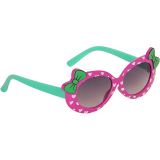 Stoln Girls Purple Bow Sunglass-6112-22A73-01