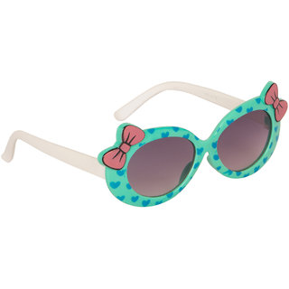 Stoln Girls Skyblue Bow Sunglass-6112-22A73