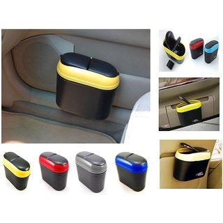 TAKECARE Multicolour Car Trash Bin / STYLISH DUSTBIN FORFORCE GURKHA